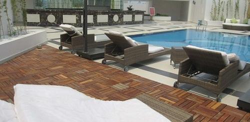 Lựa chọn ván sàn gỗ tự nhiên cho phòng ngủ
