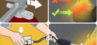 Hướng dẫn cách sử dụng bình chữa cháy – kiến thức cơ bản đảm bảo an toàn khi có cháy xảy ra