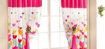Trang trí phòng bé yêu với những mẫu rèm cửa đẹp