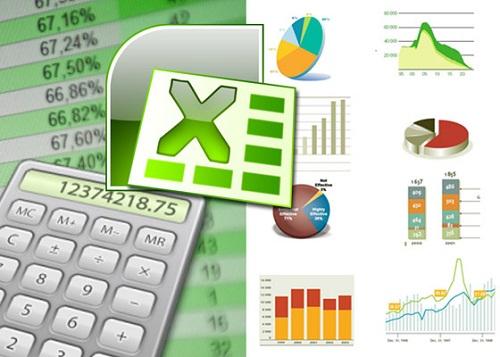 Excel là công cụ làm việc hiệu quả trên máy tính
