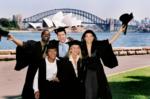 Xét học bổng toàn phần các trường Đại học tại Úc
