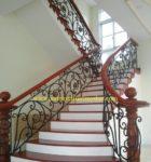 Cầu thang sắt xoắn ốc-giải pháp cầu thang phụ
