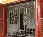 Những mẫu thiết kế cửa sổ sắt đẹp