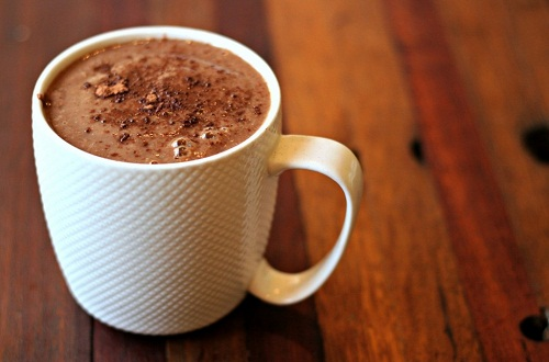 Một ly cacao nóng cho giấc ngủ thật ngon
