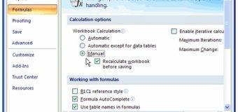 Sai lầm khi dùng công thức trong Excel bạn nên tránh