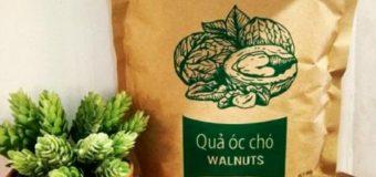 Hạt óc chó – hạt dinh dưỡng nhập khẩu tốt cho sức khoẻ