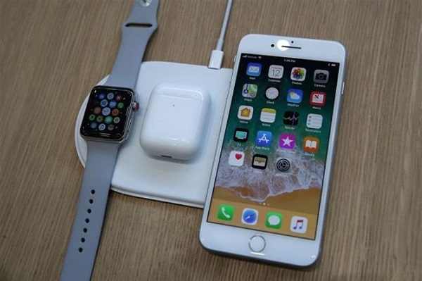 Sạc không dây thông minh được Apple áp dụng
