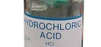 Khám phá thế giới của Axit clohidric HCl 32%