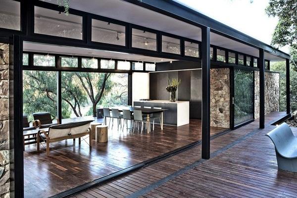 Nhà ở bằng khung thép