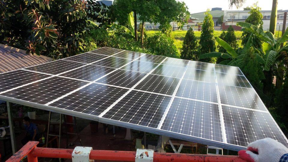 Điện năng lượng mặt trời có tốt không?