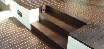 Tấm xi măng giả gỗ Smartwood Thái Lan