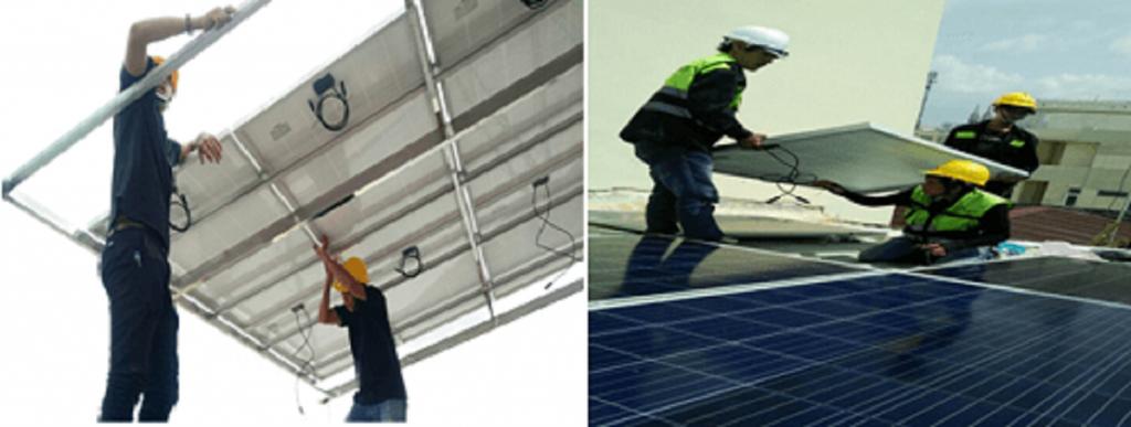 Lắp đặt và vận hành hệ thống điện mặt trời khá dễ dàng