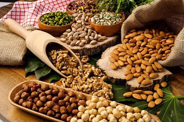 Những loại hạt chứa đầy inh dưỡng cho mẹ bầu