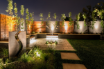 Giới thiệu về đèn led chiếu sáng cây sân vườn xu hướng 2019