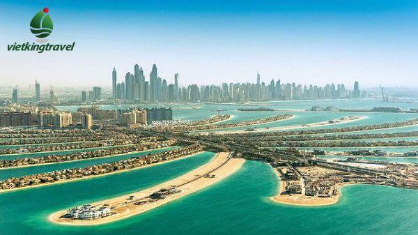 Khách sạn 7 sao đầu tiên trên thế giới ở Dubai