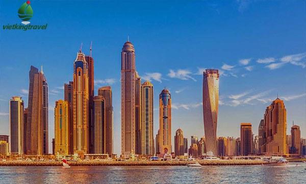 Cần xin visa trước khi du lịch Dubai