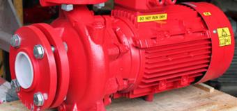 Cung cấp máy bơm chữa cháy giá rẻ tại Hà Nội