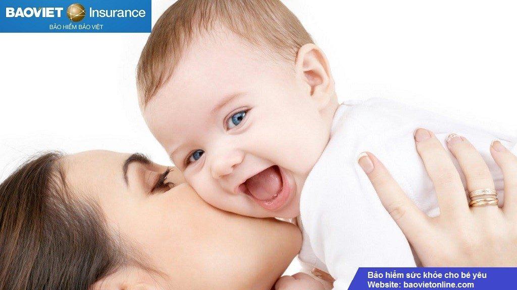 bảo hiểm Bảo Việt cho bé 1