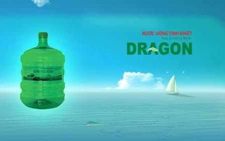 Nước uống đóng chai Dragon luôn đảm bảo an toàn cho người sử dụng