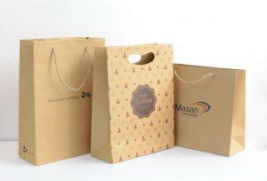 Túi giấy Kraft là gì?