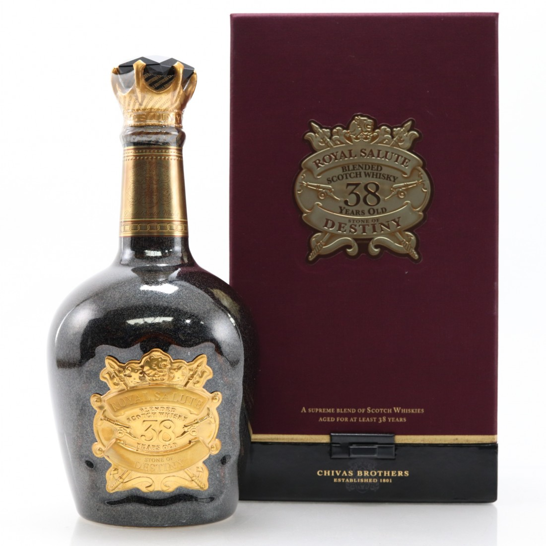 Chivas 38 years old