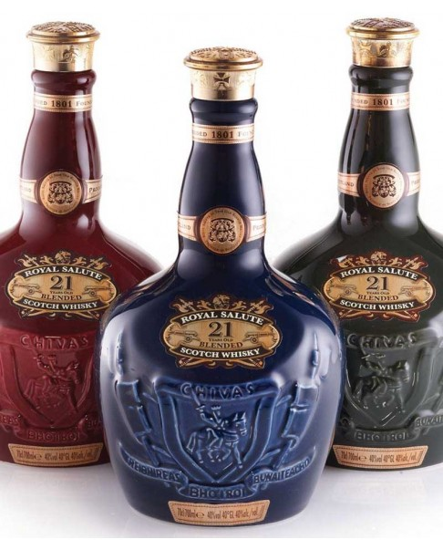 Chivas Royal Salute 21