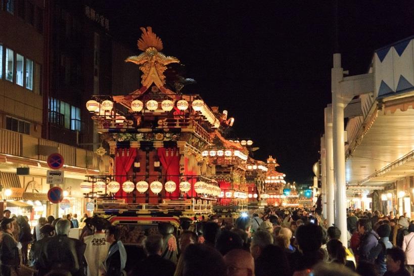 Du lịch Nhật Bản tháng 7 và tháng 8