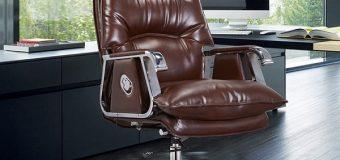 Chia sẻ kinh nghiệm chọn mua ghế giám đốc cao cấp