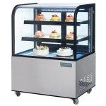 Nên mua tủ mát trưng bày bánh kem loại nào?