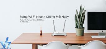 Hướng dẫn lắp đặt router wifi full vạch mọi vị trí trong nhà