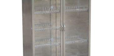 Sở hữu ngay các mẫu tủ chén inox đẹp tại Inox Ánh Sao
