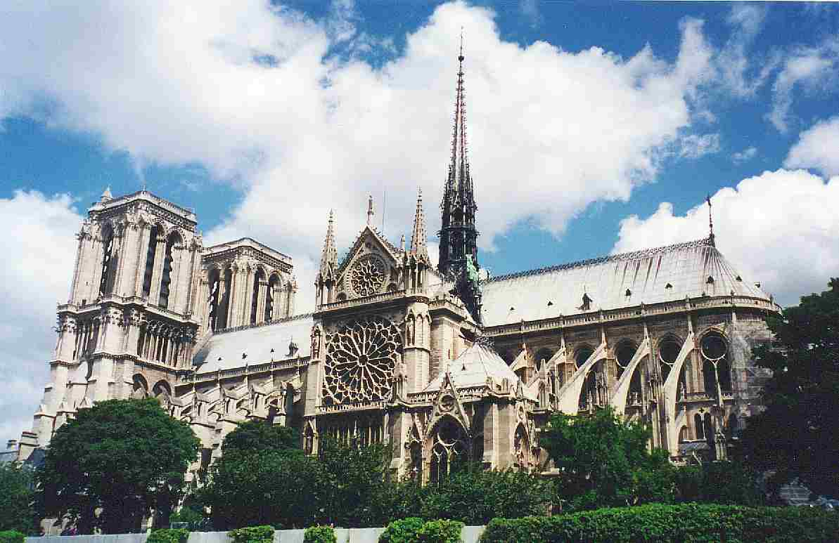 Photo of NHÀ THỜ ĐỨC BÀ PARIS – CÔNG TRÌNH TÔN GIÁO ĐỘC ĐÁO NHẤT CỦA NƯỚC PHÁP