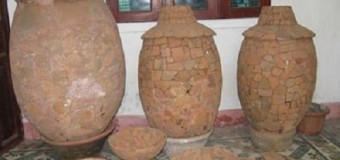Mộ chum cổ văn hóa Sa Huỳnh