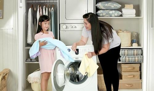 Biện pháp tăng tuổi thọ cho máy giặt