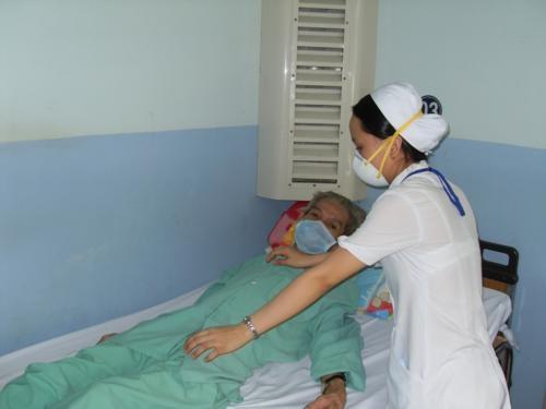 Cách chăm sóc người bệnh nằm giường y tế