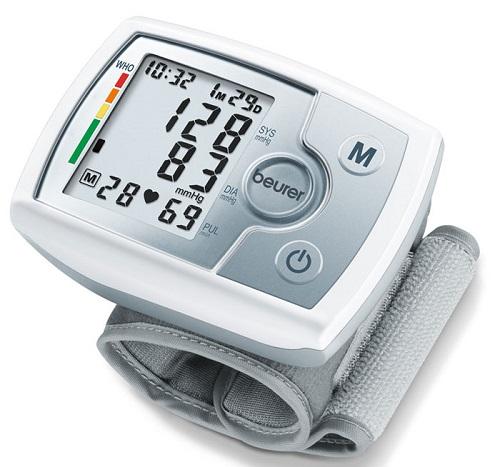 Máy đo huyết áp –cấu tạo và nguyên tắc hoạt động