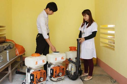 Phòng, chống dịch bệnh do virus Ebola gây ra trên địa bàn Hà Nội