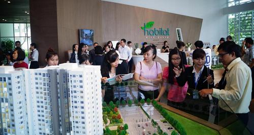 Khởi công xây dựng dự án bất động sản của VSIP