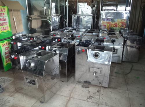 Kỹ thuật sản xuất máy ép nước mía