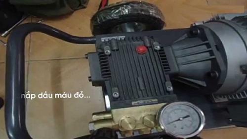 Bảo dưỡng máy rửa xe cao áp
