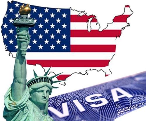 QUy trình xin Visa đi Mỹ