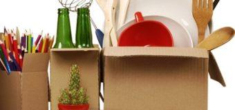 Mẹo đóng gói đồ đạc phòng bếp khi chuyển nhà