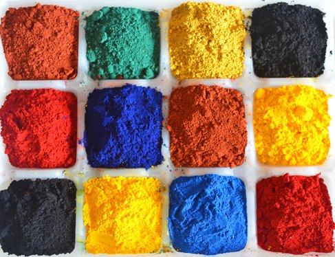 Bột màu cho sơn chất lượng cao