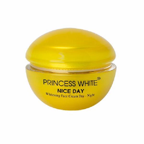 kem duong trang da princess white nice day