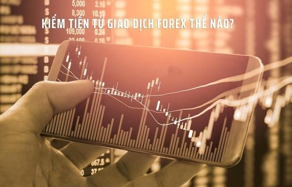 Kiếm tiền từ Forex khó hay dễ phụ thuộc rất nhiều vào kinh nghiệm
