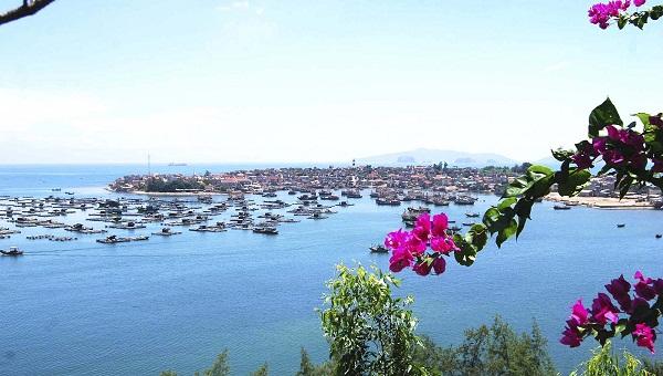 Du lịch Đảo Nghi Sơn