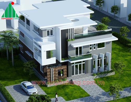 Đơn giá thi công xây dựng nhà phố tại tphcm