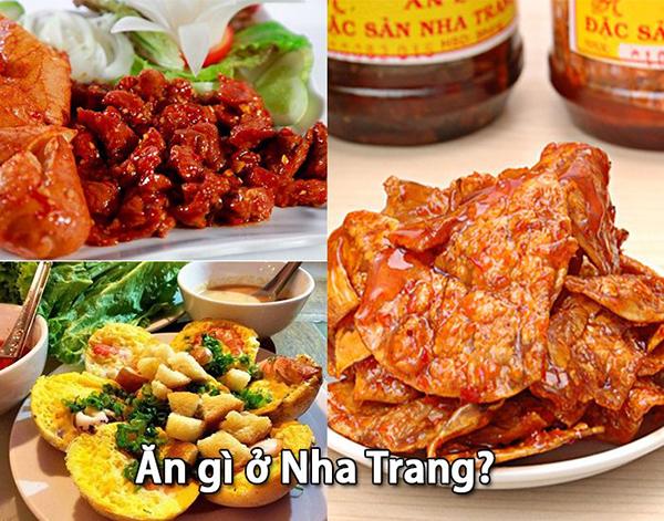 Ăn gì ở Nha Trang?