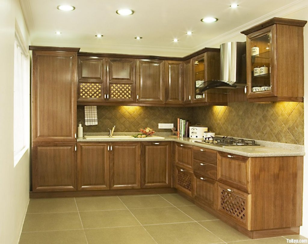 Tại sao nên sử dụng tủ bếp gỗ sồi Mỹ?