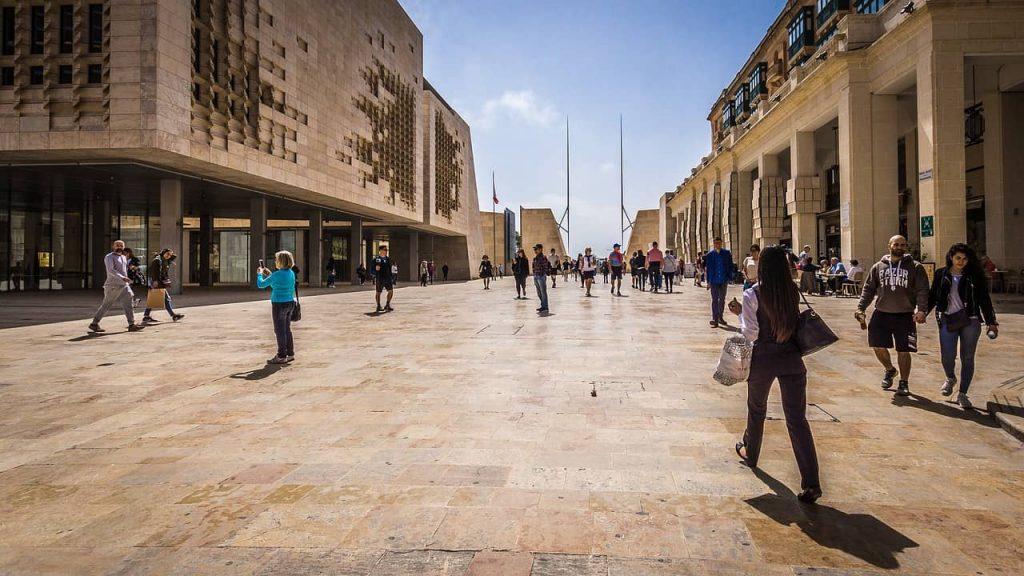 Cuộc sống văn minh của cư dân Malta